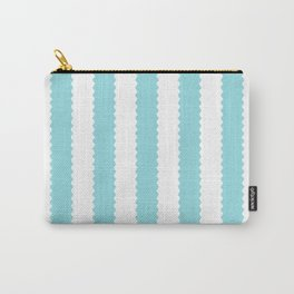 ISLAND PARADISE STRIPES Carry-All Pouch