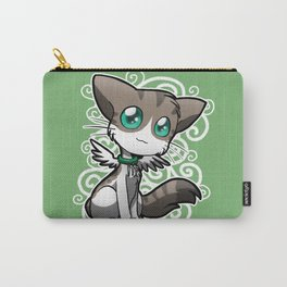 Zodiac Cats - Virgo Carry-All Pouch