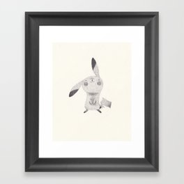 025 Framed Art Print