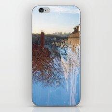 Upside Down #1 iPhone & iPod Skin
