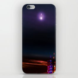 Flight of the International Space Station iPhone Skin