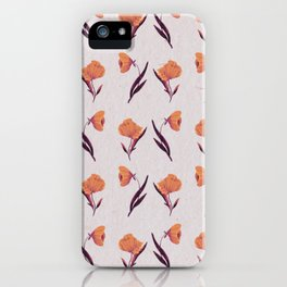 Bloom/ iphone case design/ floral design iPhone Case