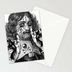 HEAVY METAL I Stationery Cards