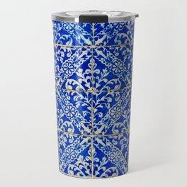 azulejos wall Travel Mug