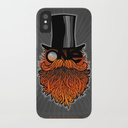 THE BEARDED ONE iPhone Case