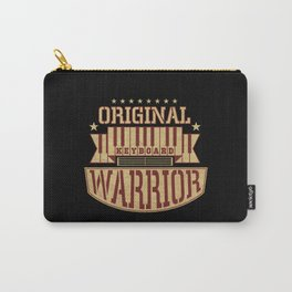 Keyboard Warrior Carry-All Pouch
