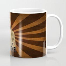 Abide. Coffee Mug