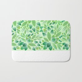 Greens Bath Mat