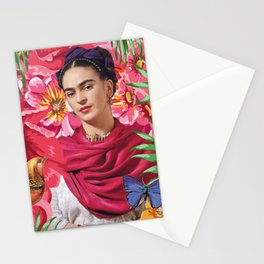 Forever Frida Kahlo Stationery Cards