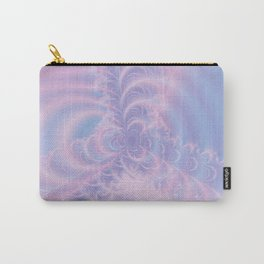Pink Windmill Carry-All Pouch