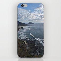 Coastal Cliff iPhone & iPod Skin