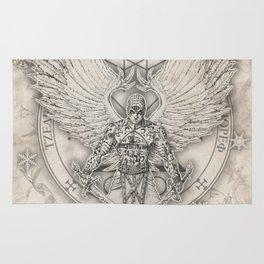 Archangel Raguel Rug