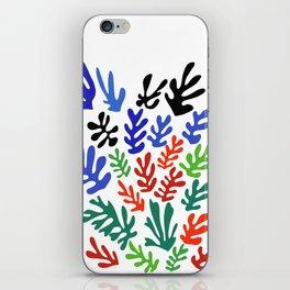 Matisse Floral Pattern #1 iPhone Skin