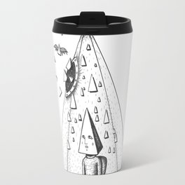 When Form Follows Function Travel Mug