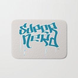 Super Nerd Bath Mat