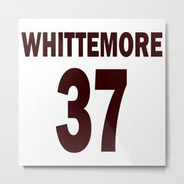 Whittemore 37 Metal Print
