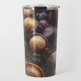 Beaded craft Travel Mug