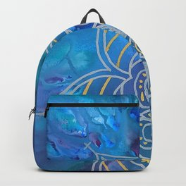 Mystical Mandala Backpack
