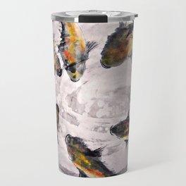 9 Koi Travel Mug