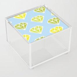 Diamonds Acrylic Box