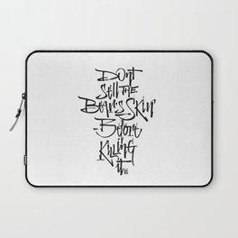 BEARSKIN Laptop Sleeve