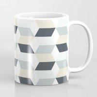 scandinavian Mugs featuring Scandinavian by Pencil Studio