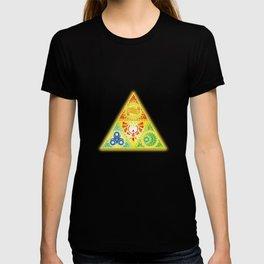 Zelda Triangle Triforce T-shirt