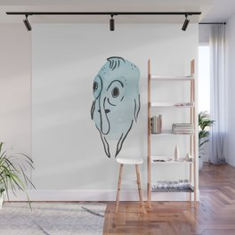 What About Blob Wall Mural