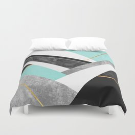 Lines & Layers 1.2 Duvet Cover