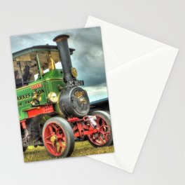 Foden Steam Wagon Stationery Cards