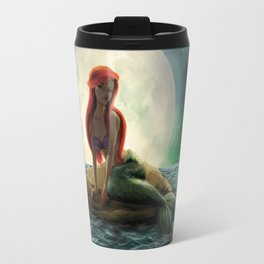 La Sirenita Travel Mug
