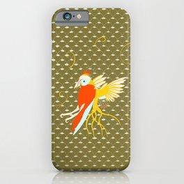 Birds pattern 2 iPhone Case