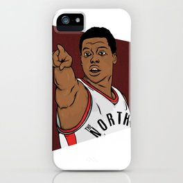 Kyle lowry iPhone Case