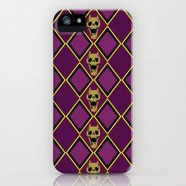 Bite The Dust iPhone Case