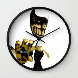 I catch you Wall Clock