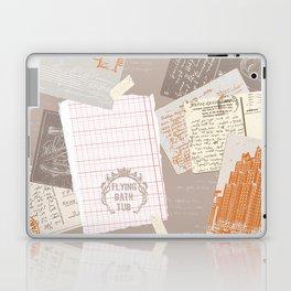 vintage postcards Laptop & iPad Skin