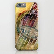 Ovation Acoustic Guitar iPhone 6s Slim Case