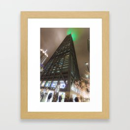 Hancock Center Chicago 360 Framed Art Print