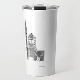 Roman Warrior Travel Mug