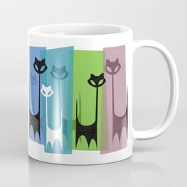 Kitty Cats Tuned In And Receiving Coffee Mug