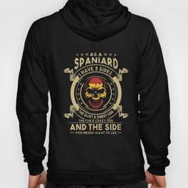 as a spaniard i have 3 sides the  brother Hoody