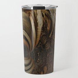 wood-chips Travel Mug