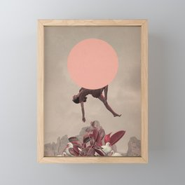 The Fall Framed Mini Art Print