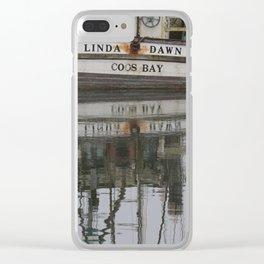 FV Linda Dawn Clear iPhone Case