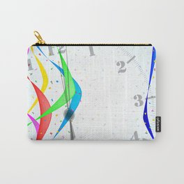Midnight Celebration Carry-All Pouch