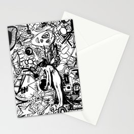 Abstinence Educated Stationery Cards