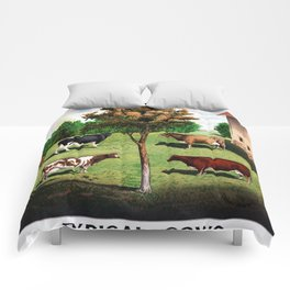 Typical Cows Comforters