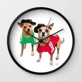 Run DMChi Wall Clock