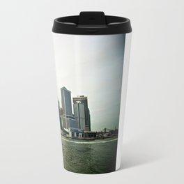Manhattan Metal Travel Mug