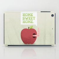 home sweet home iPad Cases featuring Home Sweet Home by Chase Kunz